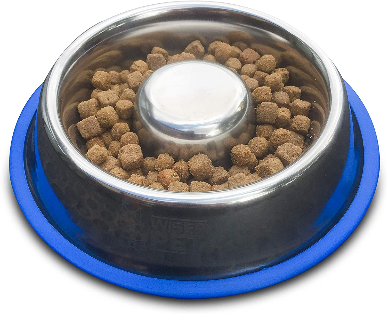 Comederos y bebederos metálicos para perros