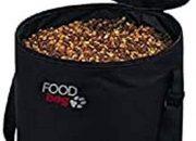 Trixie Bolsa alimento,Nylon,ø29 cm,35 cm,Ng,Aprox 10 kg