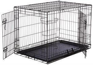 amazon jaula para perros