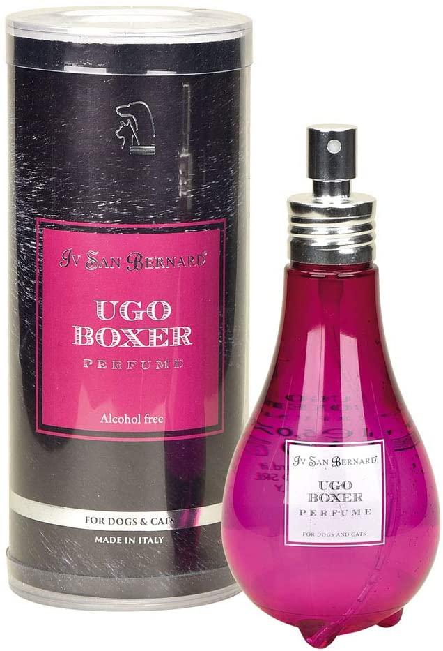 Global Perfume Ugo Boxer- Colonia para Perros